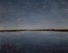 Józef Chełmoński, Noc gwiaździsta, 1888.