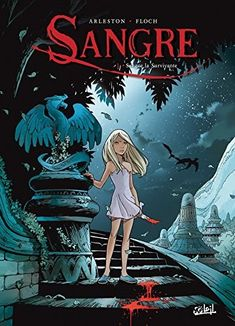 Sangre 001 - Sangre the Survivor free ebook Book Cover Art, Comic Book Covers, Comic Books Art, Comic Art, Horror Comics, Dc Comics, Superhero Books, Comic Layout, Comic Drawing
