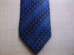 Van Heusen  brand designer mens neck tie 100% silk ,short /skinny #VanHeusen #NeckTie