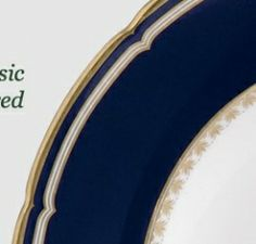 Royal Crown Derby Ashbourne from FX Dougherty- available January 1! Order online or by calling 1800-834-3797.