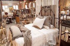 Flea Market Style - Awesome inspiration site!