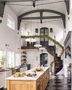home interior design 10 Best Farmhouse Spaces Weve Seen This Month farmhouse interior decor, farmhouse decor ideas, farmhouse kitchen Korean House, Küchen Design, Design Case, Design Styles, Loft Design, Decor Styles, Modern Design, Quinta Interior, Sweet Home