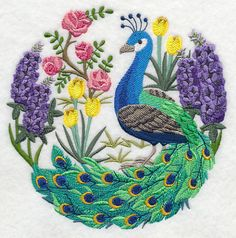 Embroidery Stitches Names on Embroidery Patterns Roses only Embroidery Designs For Sale over Embroidery Stitches Machine Price underneath Embroidery Hoop Ribbon Mobile Peacock Embroidery Designs, Free Machine Embroidery Designs, Hand Embroidery Patterns, Embroidery Kits, Embroidered Quilts, Crewel Embroidery, Ribbon Embroidery, Embroidery Jewelry, Embroidery Tattoo