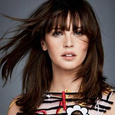 Star Wars Actress Felicity Jones for Glamour January 2017 Cover Story