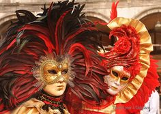 Venice Carnival Costumes in Photos - Food Lover's OdysseyFood ...