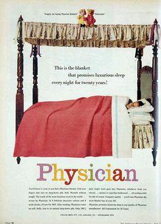 Physician mattresses, 1963