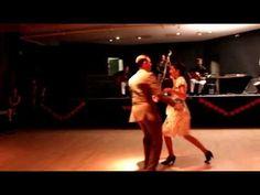 Holy Lindy Challenge 2012 - Dax & Sarah Social Demo - YouTube. magic!