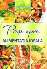 PASI SPRE ALIMENTATIA IDEALA-DR.IONEL BRATU