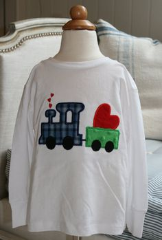 cute valentine's shirt for boys