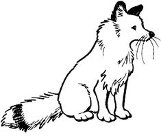Fox Coloring Pages Free Printable from Animal Coloring Pages category. Printable coloring sheets for kids that you could print and color. Check out our series and print the coloring sheets for free. Fox Coloring Page, Puppy Coloring Pages, Coloring Sheets For Kids, Coloring Pages For Girls, Free Coloring Pages, Printable Coloring, Coloring Books, Arctic Fox Color, Carnivorous Animals
