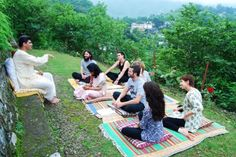 Shuklacharya Yoga Retreat Bhimtal #shuklacharyabhimtal #shuklacharyayogaretreatbhimtal http://yogacentersindia.com/shuklacharya-yoga-retreat-bhimtal/