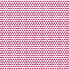 Pink Dot Ditsy fabric by littlerhodydesign on Spoonflower - custom fabric