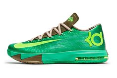"A Look At The Nike KD VI ""Bamboo"""