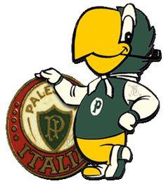 Palestra Itália, mascote