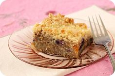 Share Tweet + 1 Mail Banana, Blueberry, and Carrot Coffee Cake is an old VMH recipe. I made it again last week, so I ...