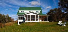 Holly Ridge Farmhouse - Marc Sloot, SALA Architects