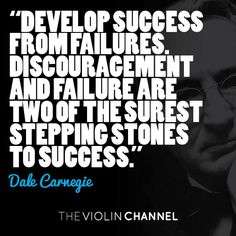 """Develop success fro"