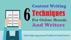 6 Eye catching #ContentWriting Techniques You must Follow – #translation #marketingtips
