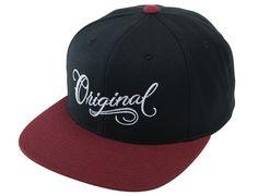 Originales Snapback Cap by KR3W