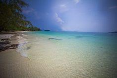 Beaches of Cambodia @Worldette