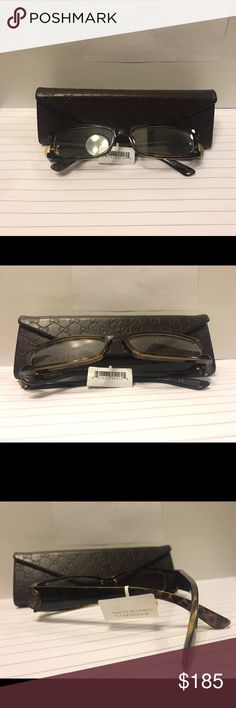 Gucci 3021 0V08 Havana Tortoise Brown Eyeglasses Gucci GG 3021 0V08 Havana Brown Eyeglasses  • Gucci  • Eyeglasses  • Tortoise Havana Brown  • Made in Italy 🇮🇹  • Size: 52-15-130 • Comes w/ Leather Gucci Case & Cleaning Cloth Gucci Accessories Glasses