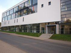 Schwarzenbek, Gewerbeneubau in der Grabauer Straße