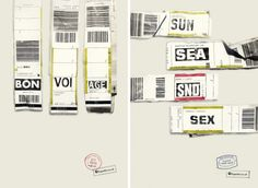 Ogilvy new campaign for Expedia uk. Genius work!