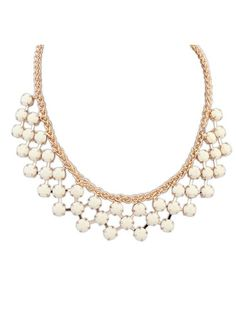 Occident Stylish Grand Classic all-match Necklace