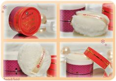 """hi beauties, the shimmering body powder from our """"come to town"""" trend edition gives your skin a soft glow and has a lovely vanilla fragrance. the cute gift box turns it into an ideal christmas present, too! """"heart""""-Emoticon  #essence #cosmetics #makeup #shimmer #christmas #xmas #cometotown"""