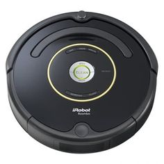 The iRobot Roomba 650 Robotic Vacuum provides a thorough clean at the push of a button. This robot vacuum picks up dust, pet hair and large debris like cereal. Preset Roomba to clean when it's convenient for you. Smart Robot, I Robot, Hygge, Vacuum Cleaners, Steam Cleaners, Carpet Cleaners, Vacuum Reviews, Best Vacuum, Viajes