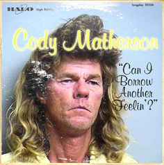 ...and this album? Yeeesh. Give that guy a feelin' before he gets much worse!
