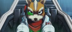 Watch The Official Star Fox Anime