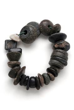 Gönül Paksoy's special bead collection