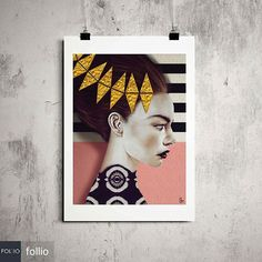 @Regrann from @follio -  Artwork: Gold Leaf  Artist: Giulio Rossi  Available 👉follio.com/giulio-rossi #Regrann #digitalpainting #photoshop #adobe #portrait #fashion #instagram #instagrammers #igers #instalove #instamood #instagood #followme #follow #comment #hipster #ig #igaddict #photooftheday #insta #picoftheday #bestoftheday #instadaily