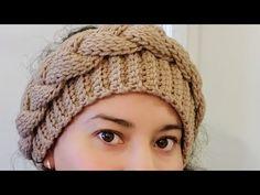 Ideas Crochet Headband With Beads Bracelet Tutorial Crochet Unicorn Pattern Free, Crochet Purse Patterns, Crochet Headband Pattern, Knitted Headband, Tutorial Crochet, Crochet Mittens, Crochet Baby Booties, Crochet Beanie, Crochet Hats