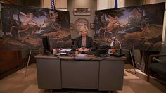 """Jerry's Painting"" #ParksandRec"