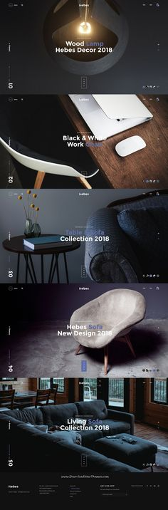 HEBES is clean, stylish and modern design PSD template for sunning interior, decor, furniture store eCommerce website with 16 niche homepage layouts and 78 layered PSD pages to live preview & download click on Visit