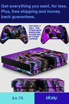 Cod Ghosts 268 Vinyl Decal Skin Sticker For Xbox360 Slim E And 2 Controller Skin Video Games & Consoles