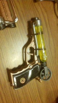 steampunk guns | Steampunk guns | ART: Picture Props | Pinterest