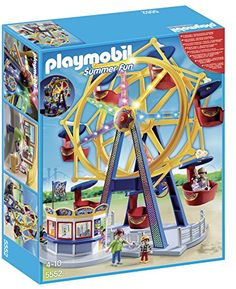 Playmobil - A1502732 - Jeu De Construction - Grande Roue Avec Illuminations Playmobil http://www.amazon.fr/dp/B00FJR0XII/ref=cm_sw_r_pi_dp_IZipwb0DRRREY