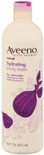 Aveeno Positively Nourishing Aveeno Ultra Hydrating Body Wash, 16 ounces  (Pack of 3) by Aveeno. $17.09. Helps visibly improve skin?s appearance. Leaves skin great smelling. Helps soften skin?s appearance. Leaves skin soft. Aveeno Positively NourishingHydrating Body Wash is good for your skin as it is for your senses. This lightly fragranced, hydrating body wash contains shea butter, a natural ingredient known for its moisturizing properties, and is enriched withna...