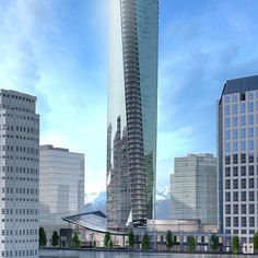 The future Trump International Hotel & Tower Vancouver