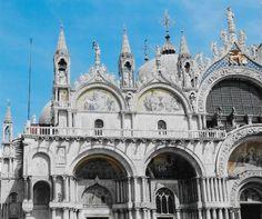 St. Mark's Basilica Venice, Italy August 2015