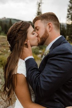 Bridal half up hair style. This bride is wearing a modest lace wedding dress from LatterDayBride. Engagement Photo Poses, Engagement Pictures, Wedding Pictures, Engagement Shoots, Prom Pictures, Wedding Photography Poses, Wedding Poses, Wedding Ideas, Friend Photography