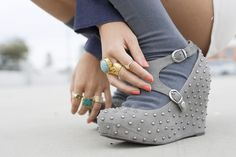 #Jeffrey Campbell  #shoes