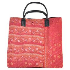 I pinned this Saeeda Kantha Weekender Tote from the Ikat & Kantha event at Joss and Main! #totes #purses