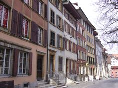 Biel/Bienne (Switzerland) I Want To Travel, Basel, Worlds Largest, Switzerland, Cities, Places To Visit, Skyline, Street View, City