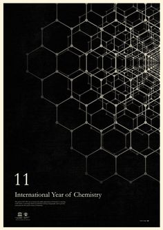 International Year of Chemistry poster, Simon C Page