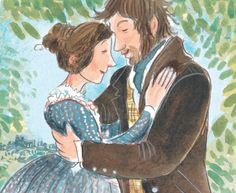 The Brontes, Children of the Moors by Mick Manning and Brita Granström (Jane Eyre)