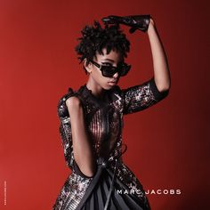 Willow Smith • Marc Jacobs Fall '15 campaign photographed by David Sims